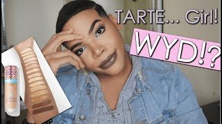 DEAR TARTE & Other White Washed Brands (Shape Tape Foundation) | HeFlawless