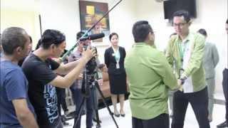 Behind The Scene Video Budaya