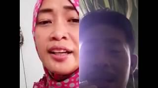 Melayang - January Christy :  Duet Smule Zahuddin & Nony