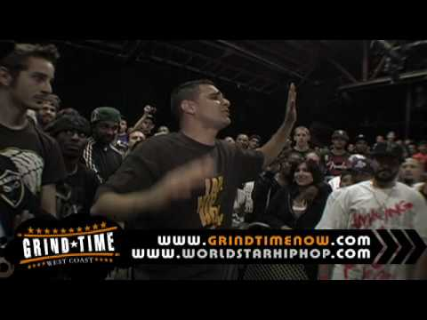 Grind Time Presents: Dizaster vs Organik part 1