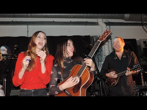 First Aid Kit @ Rough Trade East 18/01/18
