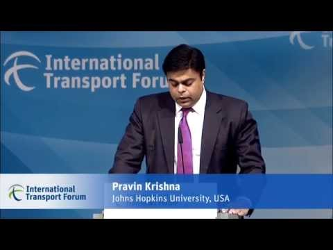 Opening Plenary: Transport, Trade and Tourism: Full Session