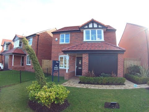 Bellway Homes  - The  Lansdown @ Kings Hill, Bromborough, by Showhomesonline