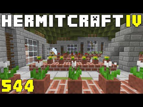 Hermitcraft IV 544 Double Farm Time!
