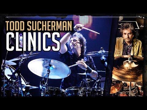 Todd Sucherman April 2015 Clinic Announcement