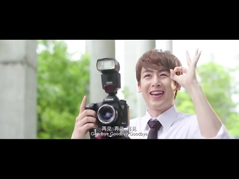 "150710 Nichkhun cameo on Chinese Movie  ""Forever Young "" [栀子花开]  & Behind The Scenes cut"