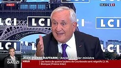 L'interview politique de Jean-Pierre Raffarin