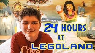 24 Hours at Legoland Florida! Legoland Beach Retreat and Waterpark