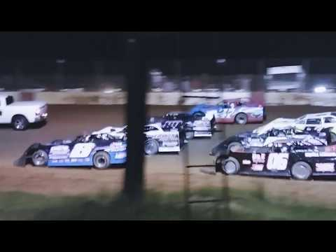 I-95 Late Models Feature 9/1/18 County Line Raceway