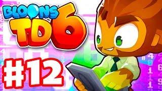 Benjamin! Code Monkey! New Hero! - Bloons TD 6 - Gameplay Walkthrough Part 12