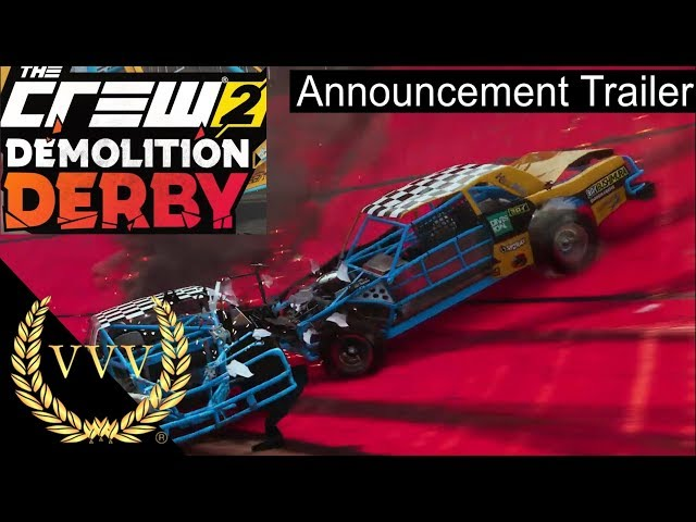 The Crew 2 - Demolition Derby Announcement