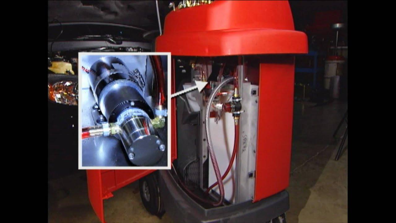 Transmission Fluid Exchanger   Robinair
