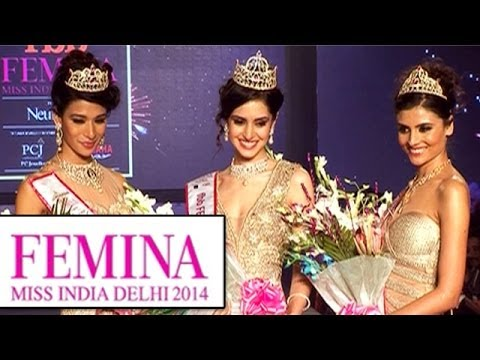 fbb Femina Miss India Delhi 2014