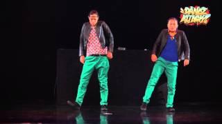 DANCE ATTACK!! FINAL 中学生の部【Deep luster】 Resimi