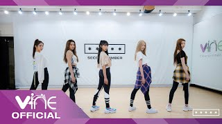 "Secret Number ""holiday"" Dance Practice  Fixed Ver."