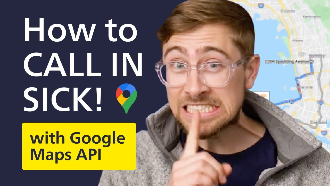 Using Google Maps API for Python projects!