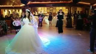 رقصة خاصة للعروس و اخواتها (من تاليفنا)