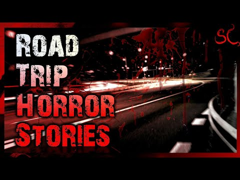 7 TRUE Scary Road Trip Stories | Scary Stories