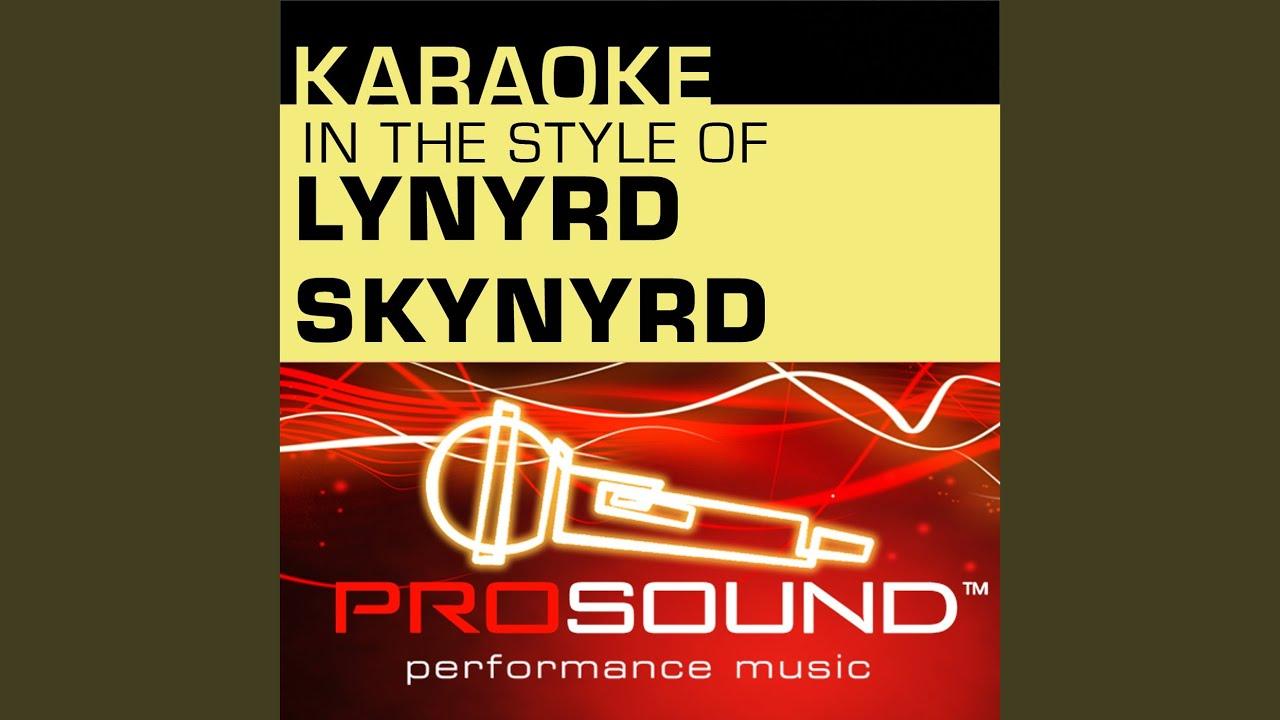 Simple man 3 lynyrd skynyrd 5:56 320 kbps filtered ; Sweet Home Alabama Karaoke Instrumental Track In The Style Of Lynyrd Skynyrd Youtube