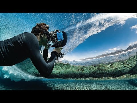 "See Through The Lens Of The World's Best Underwater Surf Photographer | Ben Thouard In ""Surface"