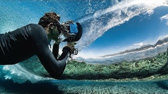 """See Through the Lens of the World's Best Underwater Surf Photographer 