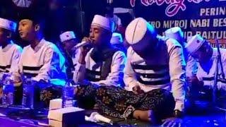 Tegal Bersholawat - hafidzul ahkam - syubbanul muslimin
