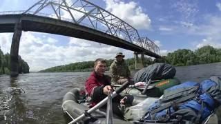 видео десна река киев