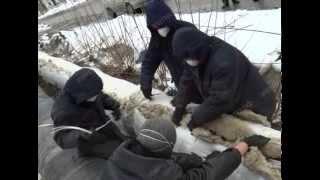 Дело -- труба, или современные методы теплоизоляции(Зимние температуры в этом году не радовали златоустовцев. В мороз особенно остро встал вопрос отсутствия..., 2014-04-04T13:42:22.000Z)