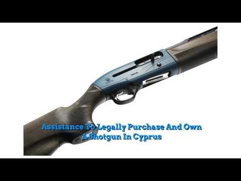 How To Legally Buy A Shotgun In Cyprus : Gun Ownership