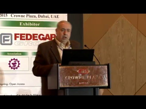Husam M. Younes| Qatar University | Qatar | Pharmaceutica 2015 | OMICS International
