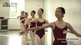 Royal Ballet…