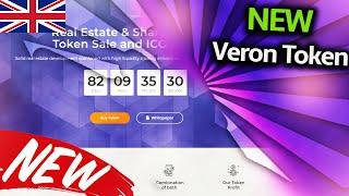 Vernon Token - Real Estate & Shares Trading Token Sale and ICO Solution