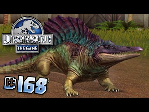 Strongest Creature EVER!! || Jurassic World - The Game - Ep 168 HD