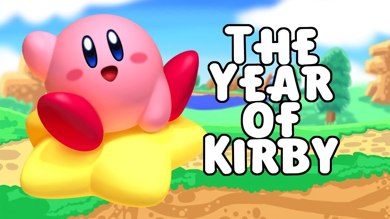 ☺Welcome to the Year of Kirby!☻