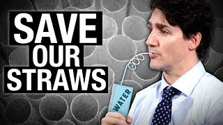 Save Our Straws: Fight Trudeau