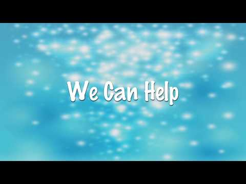 We Can Help | song about helping other people | kids singalong words