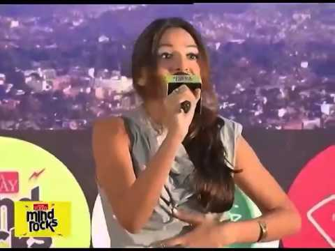 23 monica dogra sings her first song