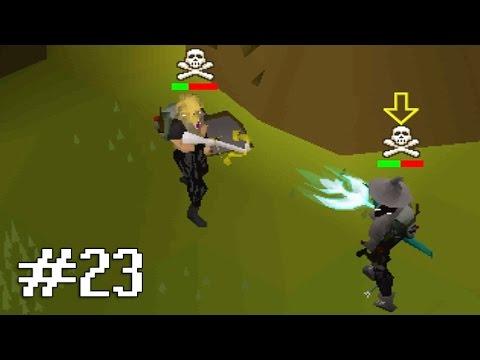 Lvl 50 Combat Armadyl Crossbow Pking 23 Youtube