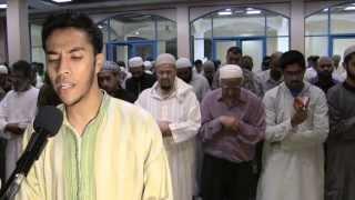 Superb Taraweeh 2013   day 3   Al-Imraan   USA   Qari Youssef Edghouch (ICSGV)