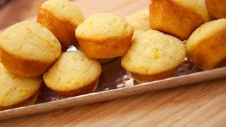 Ham And Cheese Corn Muffins - Cooked By Julie - Episode 166