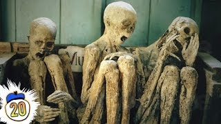 Repeat youtube video 20 Creepiest Places in the World