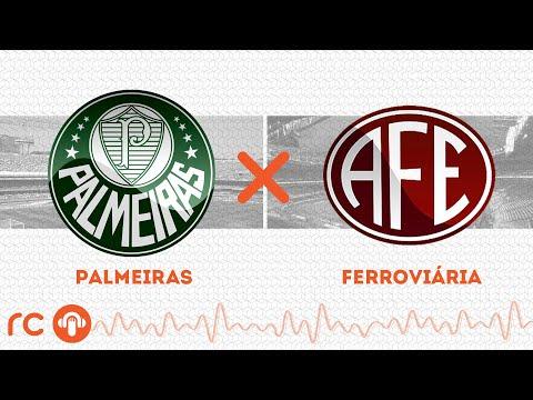 Palmeiras 1x1 Ferroviária - 07/03/2020 - Campeonato Paulista - Futebol RC from YouTube · Duration:  3 hours 8 minutes 43 seconds