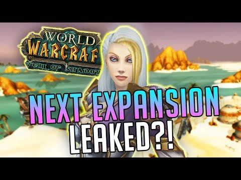 NEXT WOW EXPANSION LEAKED?! World of Warcraft: The Veil of Shadows 8.0