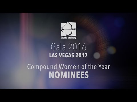 Compound woman of the Year | Athletes of 2016