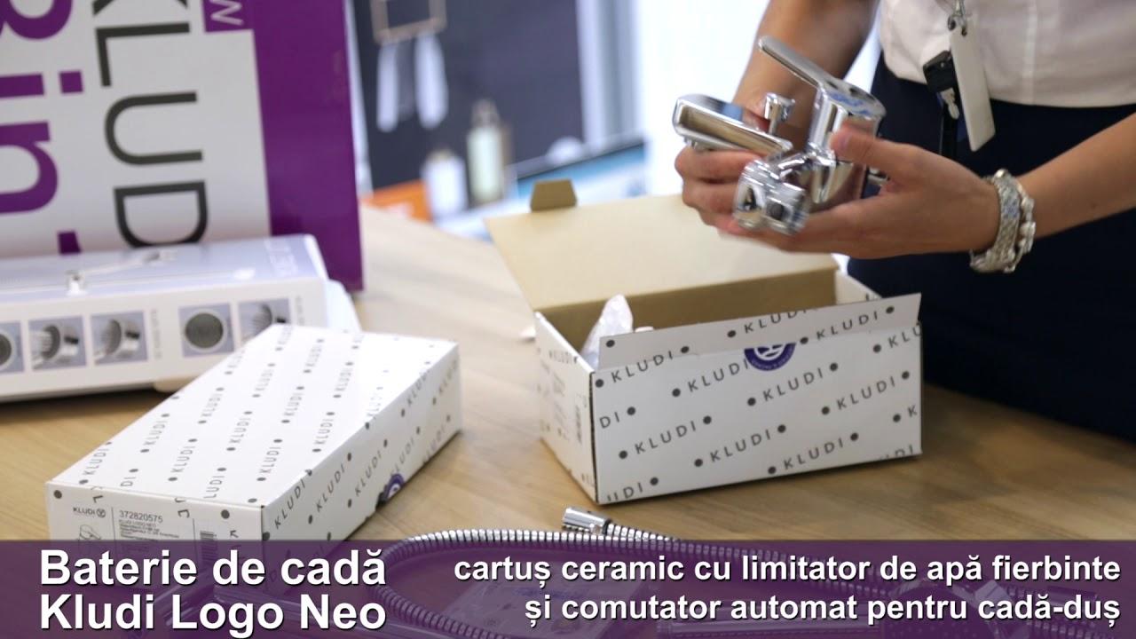 3 In 1 Set Baterii Kludi Logo Neo Youtube