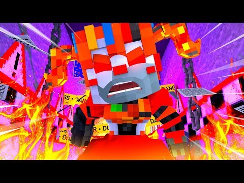 Scrap Baby.EXE !? | Minecraft FNAF Roleplay