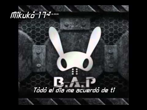 [Audio] B.A.P  Ft Song Ji Eun - Secret Love (Sub Español)