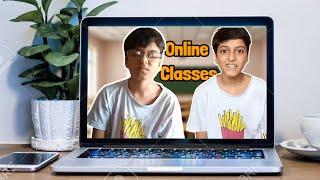 Online classes be like #Shorts #funnyshorts #ytshorts