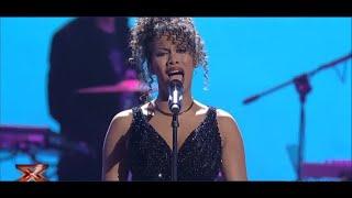 Notizie calde: X Factor 12 – Live: Sherol Dos Santos canta Turning tables