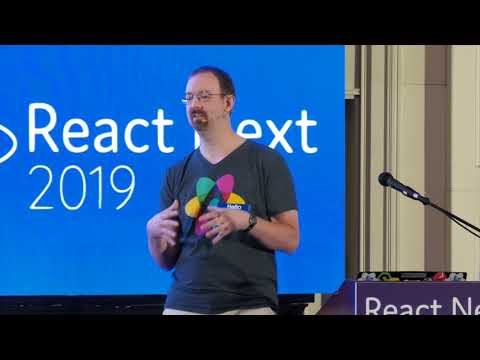 Mark Erikson - A Deep Dive Into React-Redux | React Next 2019